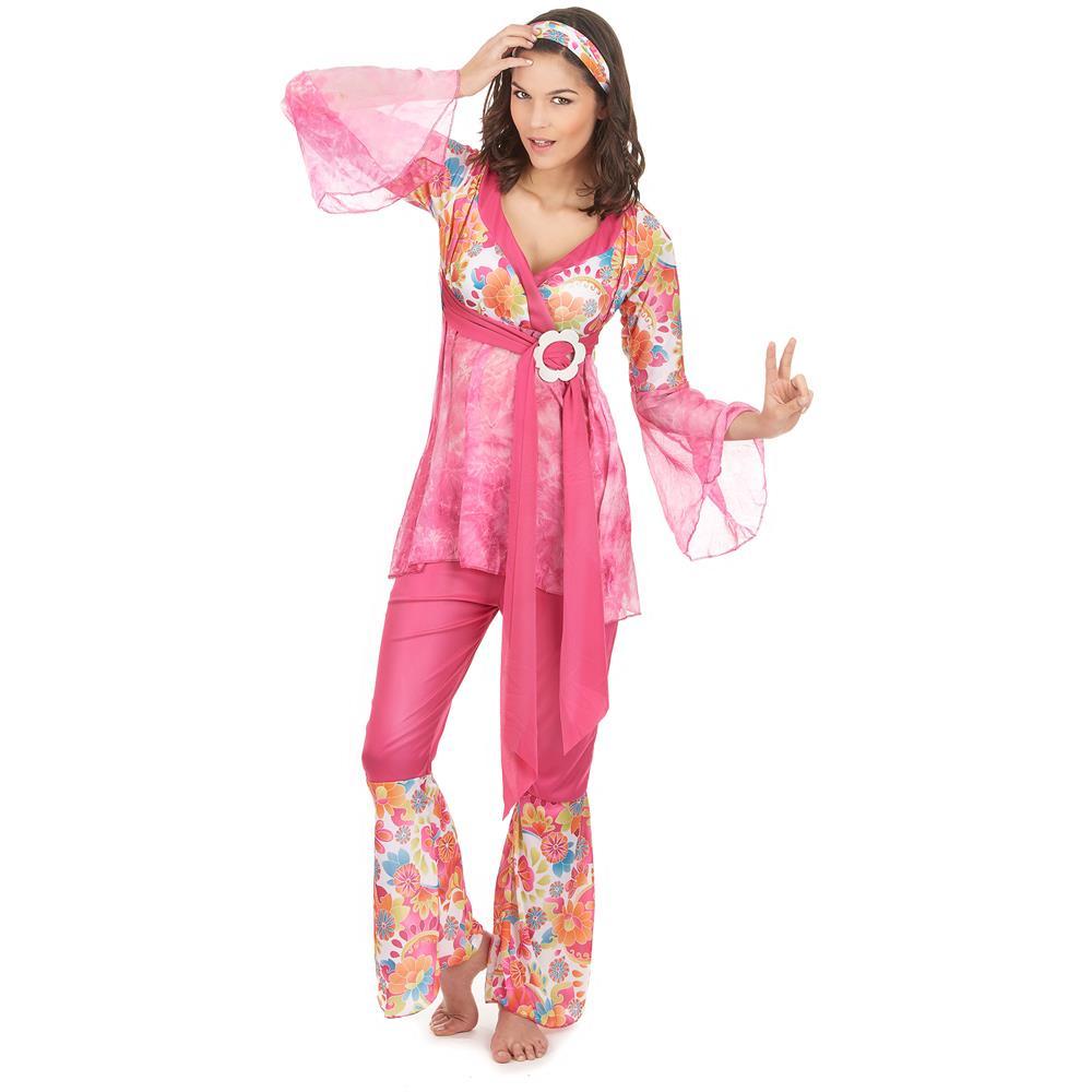 Suitmeister Taille S Costume rosa pantera per uomo