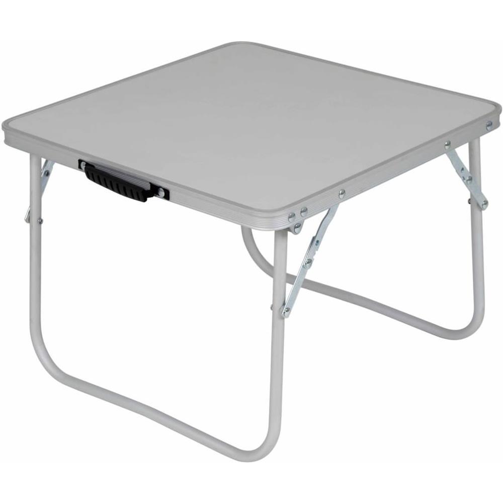 Tavolo In Alluminio Da Campeggio.Camp Gear Tavolo Da Campeggio Pieghevole Economy 40x40 Cm