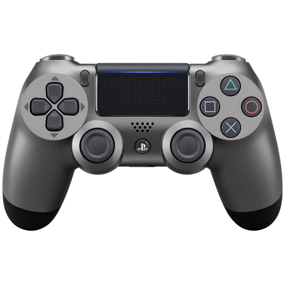Controller Dualshock 4 V2 Steel Black Wireless