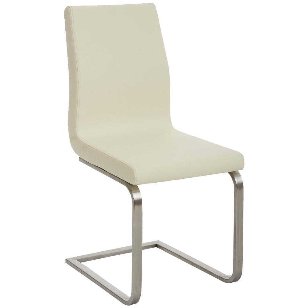 Sedie A Slitta Moderne.Mendler Sedia Da Ufficio A Slitta Cp526 Ecopelle Design Moderno