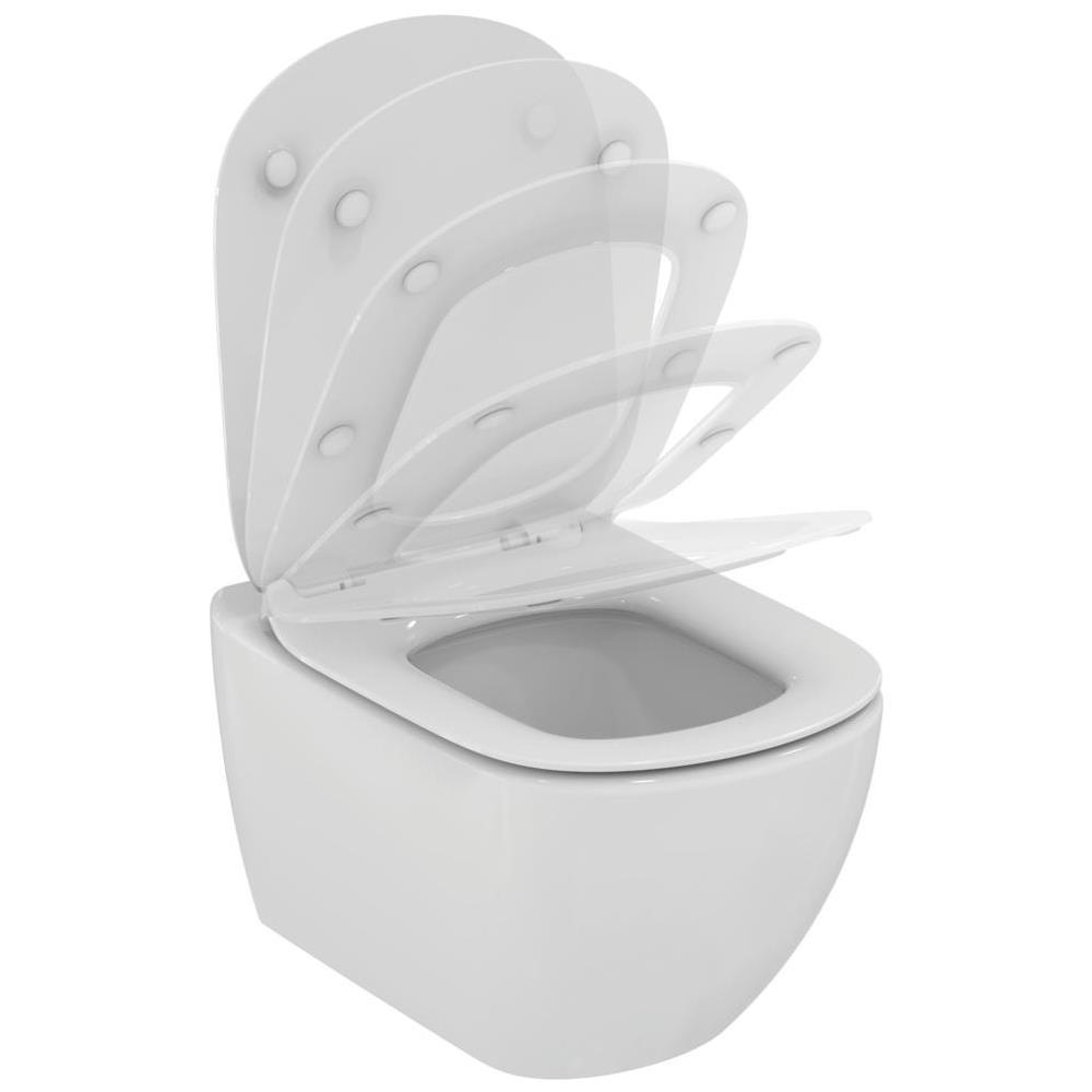 Ideal Standard Tesi T354701 Vaso Sospeso Aquablade Bianco Themedialabs Com