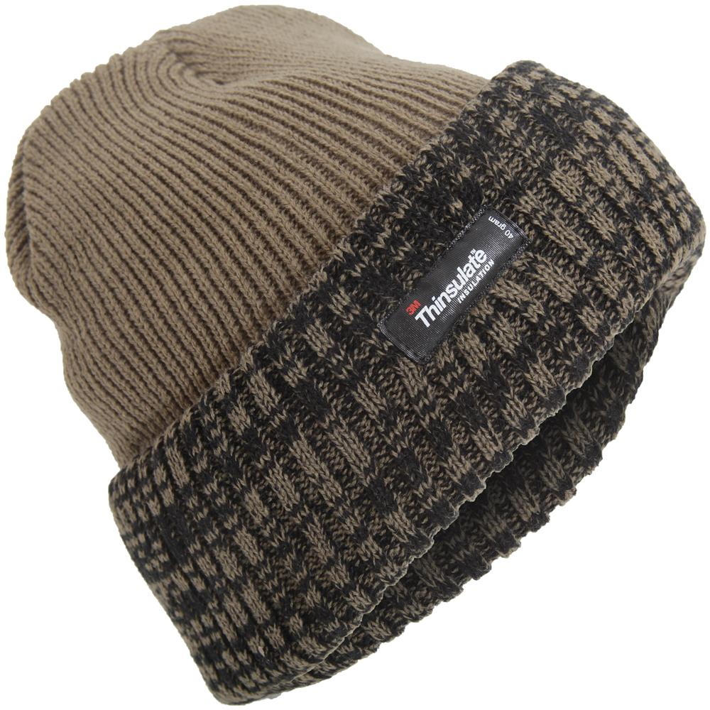 Termico Universal Invernale verde Textiles Uomo taglia Unica Nero Cappello Oliva vwq6twxapn