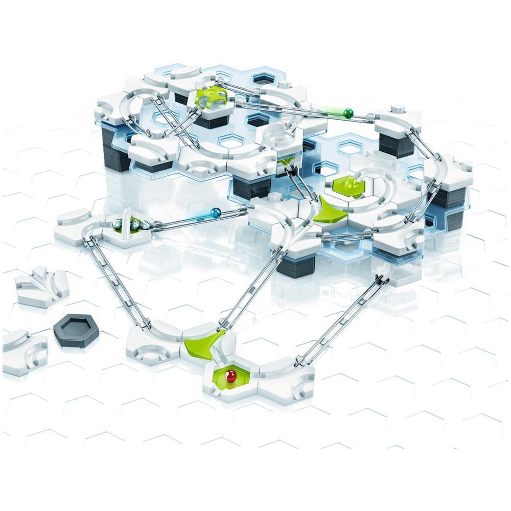 Ravensburger 27597 gravitrax starter kit, 8+ anni, gioco logico-creativo, gioco stem