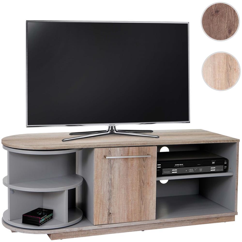 Mendler - Mobile Porta Tv Tavolino Salotto Arau T729 Scomparto ...
