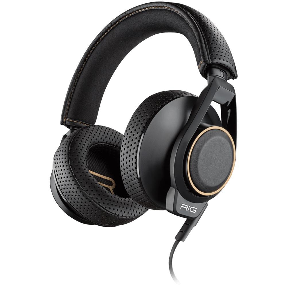 Cuffia Gaming RIG 600 Alta Fedelt? con Microfono Jack 3,5 mm 1.3 Metri