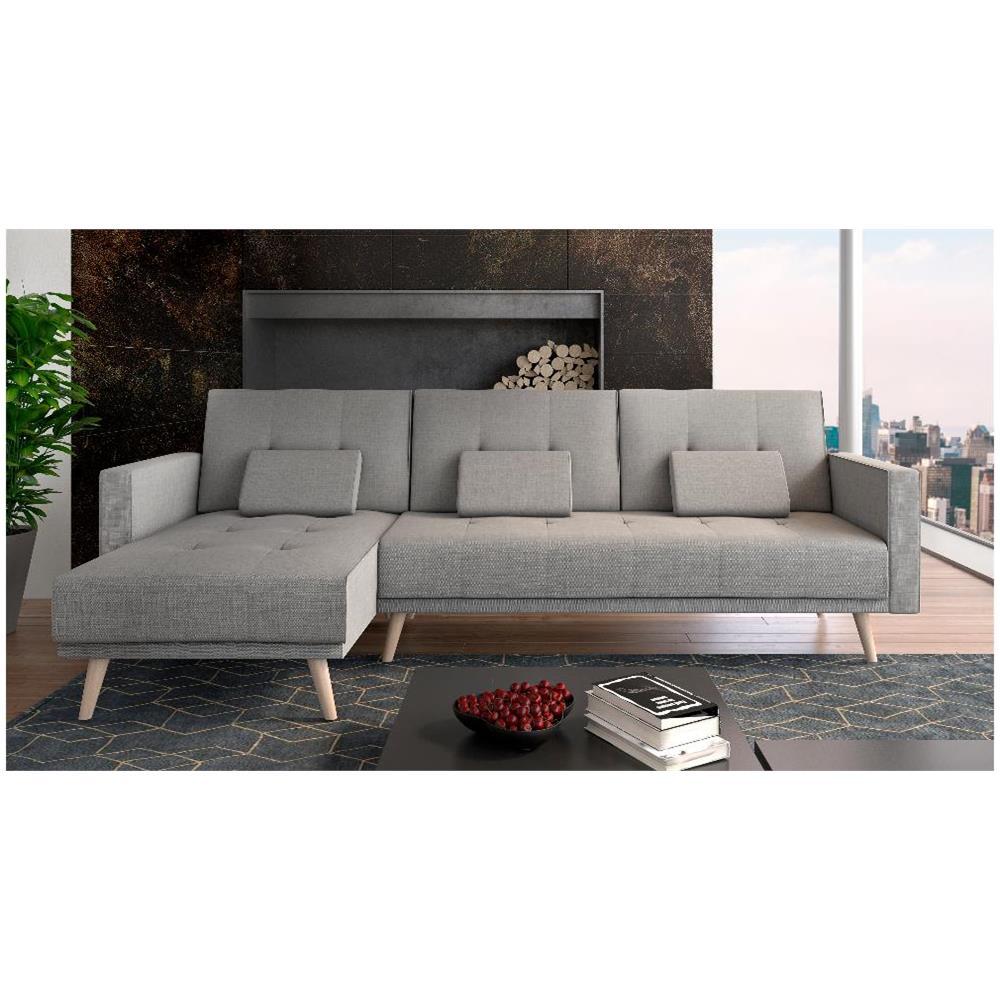 Divano Letto Verona.Innovation Divano Chaise Lounge Verona 267cm Trasformabile In