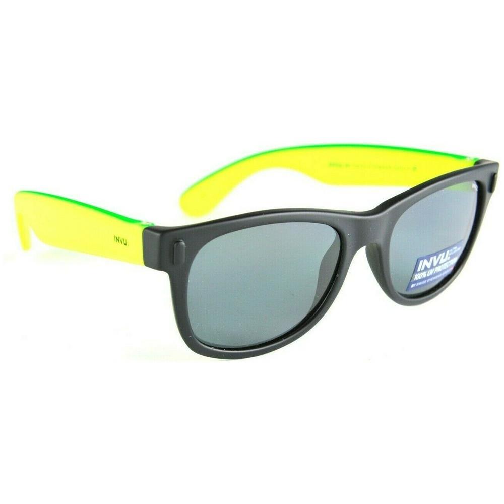 aspetto dettagliato 7952d 60046 INVU Occhiali Sole Bambino / a Invu. By Swiss Eyewear Group Mod. K2410v  Ultra Polarized