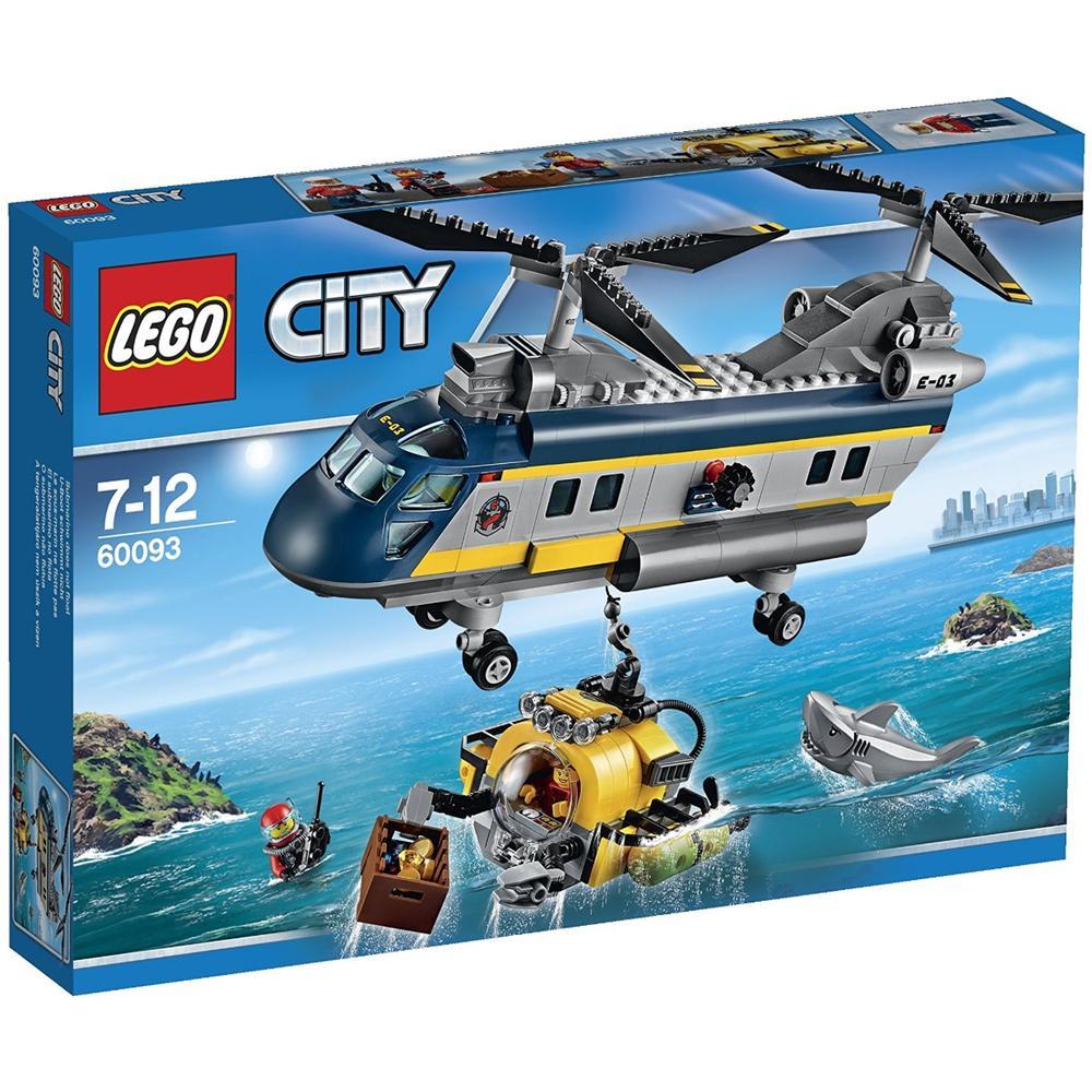 Elicottero Usato : Lego 60093 elicottero di salvataggio eprice