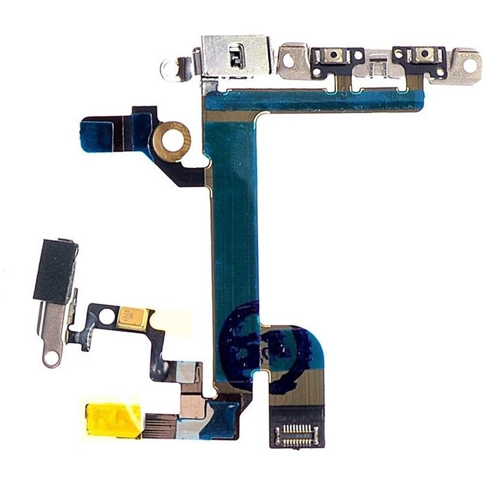 couleur n brillante Los Angeles haut de gamme pas cher DIGITAL BAY Ricambio Flat Power Apple Iphone Se A1723 A1662 Volume Flex  Cable Accensione
