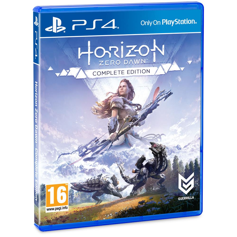 Sony Ps4 Horizon Zero Dawn Complete Edition Eprice