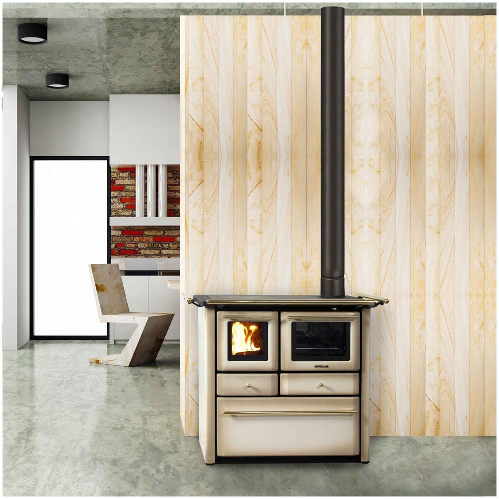 Lincar cucina a legna aurora 148 potenza termica for Lincar aurora