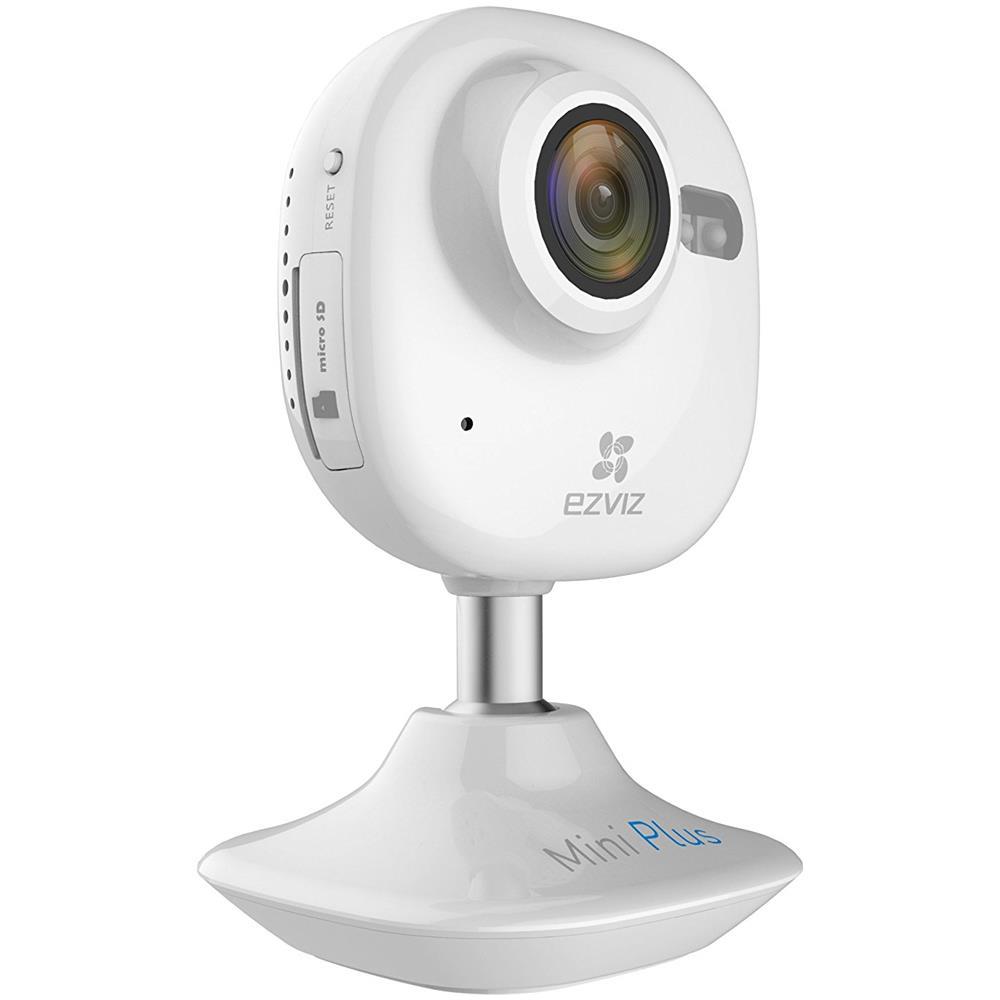 - Cs-cv200-a0-52wfr (w) - Telecamera Wifi Da Interno 1080p Bianco - Mini Plus