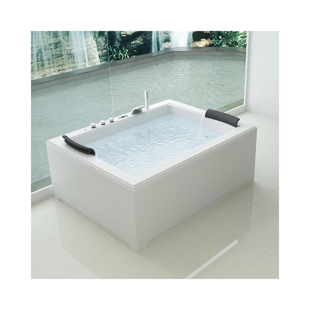 Vasche Idromassaggio Misure E Prezzi bagno italia vasca idromassaggio misura 180x141 full optional riscaldatore  ozonoterapia 32 getti