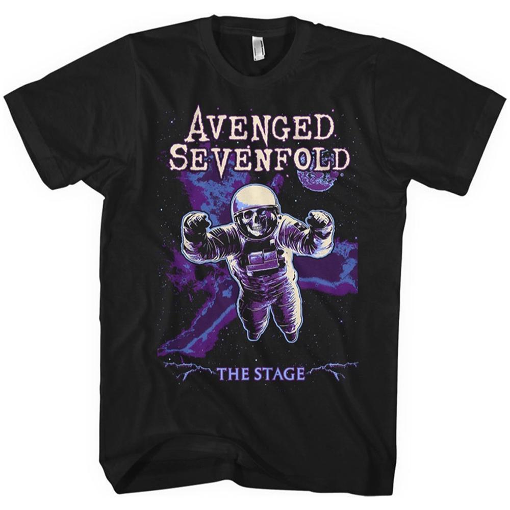 Avenged Sevenfold - Polarised Astronaut (T-Shirt Unisex Tg. Xl)