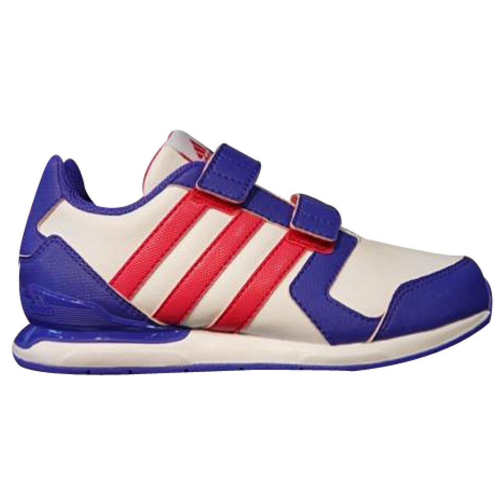 Eprice 36 Bambina Rosa Run Bianco Scarpa Street Adidas nPA1qZ0Ix