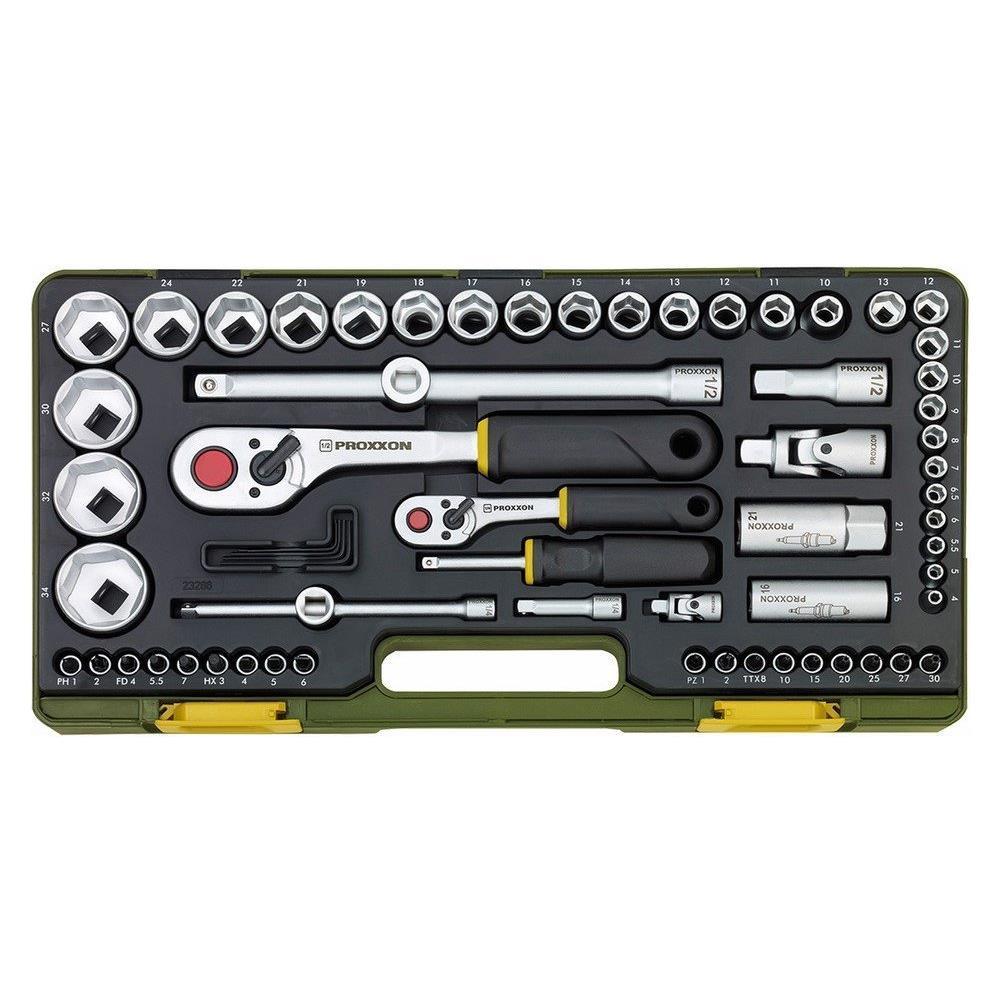 Set di chiavi a bussola Proxxon 23286
