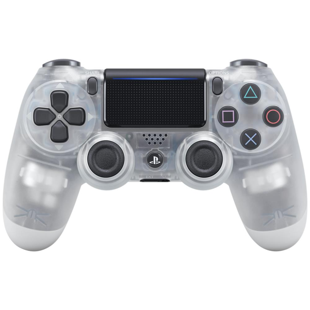 Controller Dualshock 4 V2 Crystal Wireless