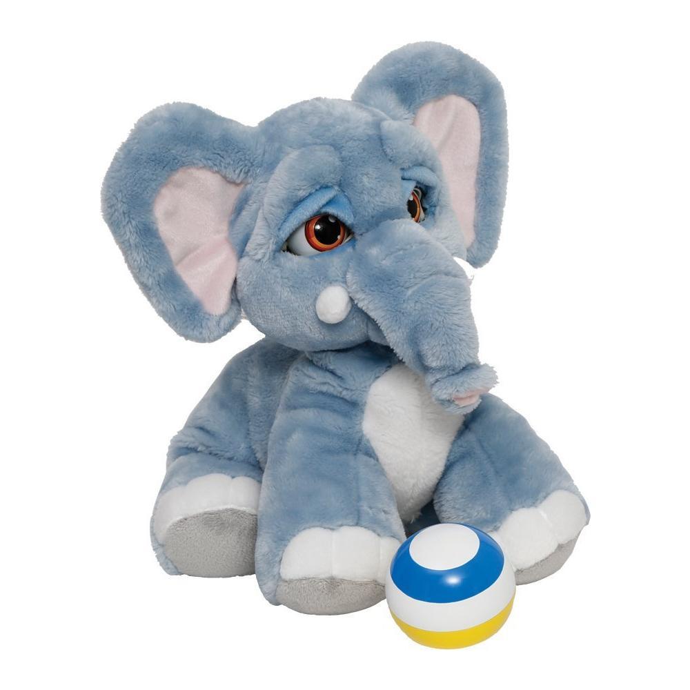6838246145 GIOCHI PREZIOSI - Emotion Pets Lolly Elefante Peluche Interattivo con Palla  - ePRICE