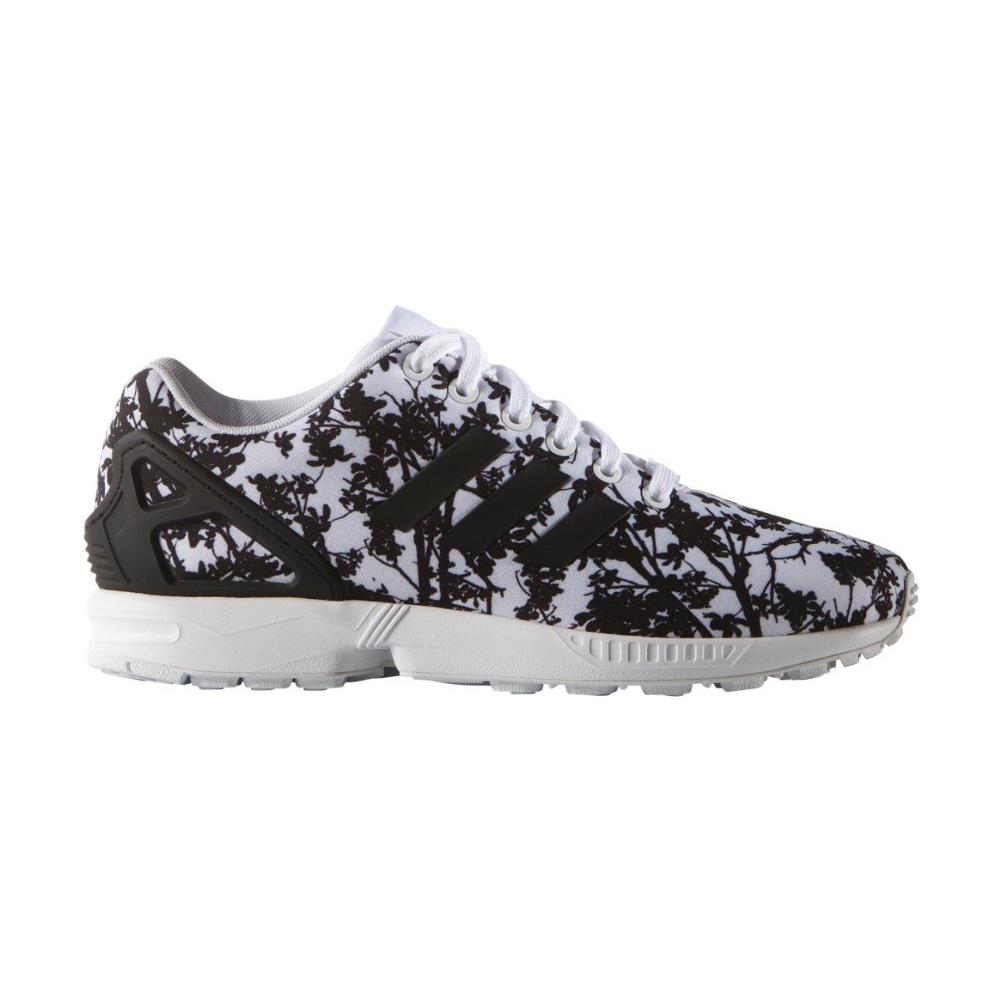 finest selection 4e2c5 2f442 adidas - Scarpa Donna Zx Flux 38 Bianco Nero - ePRICE