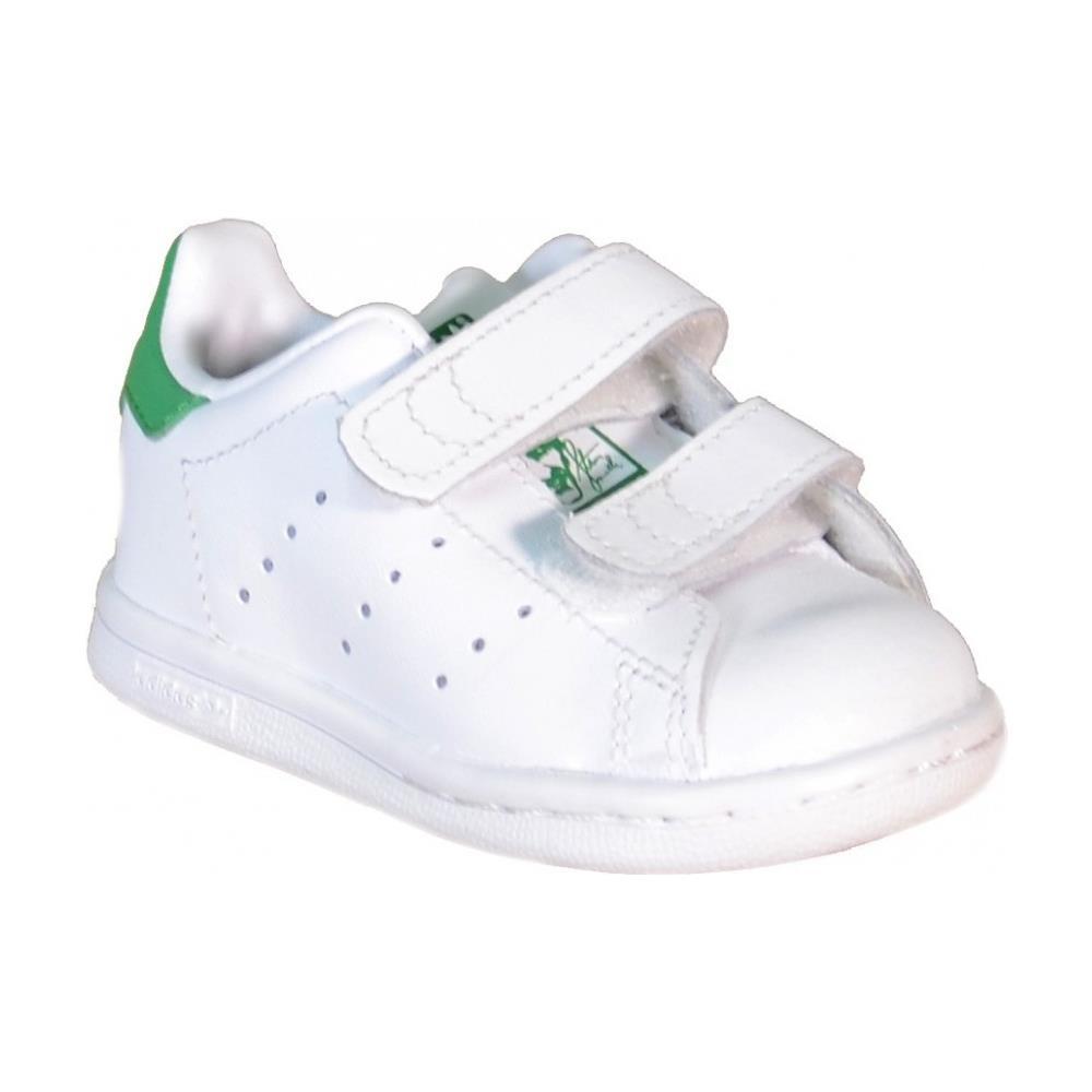 scarpe bimbo bianche adidas