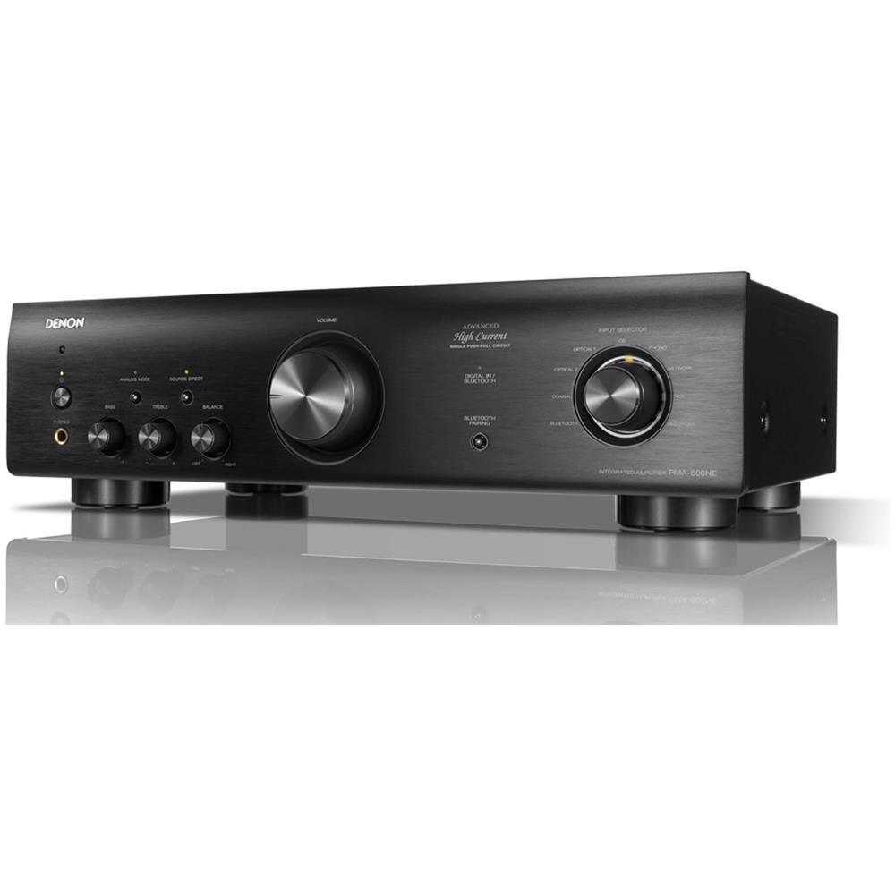 DENON PMA-600 NE Amplificatore HiFi 70+70W Nero
