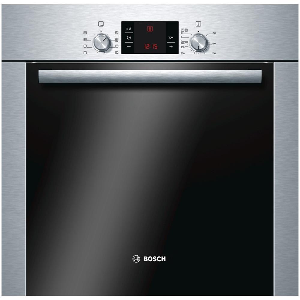 BOSCH - Forno Elettrico da Incasso HBA63B258F Capacità 60 L ...