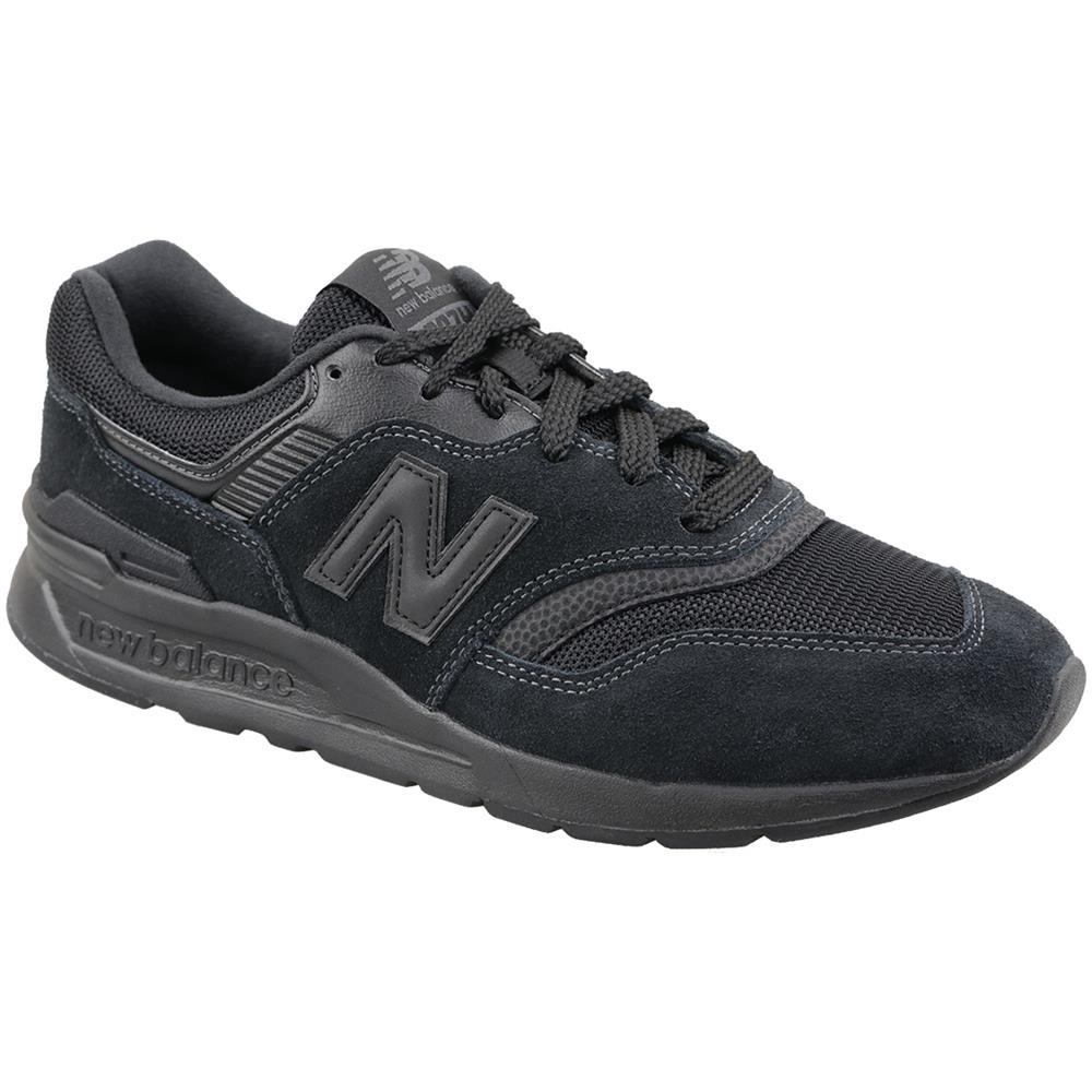 NEW BALANCE Cm997hci, Uomo, Nero, Sneakers, Numero: 44,5 Eu
