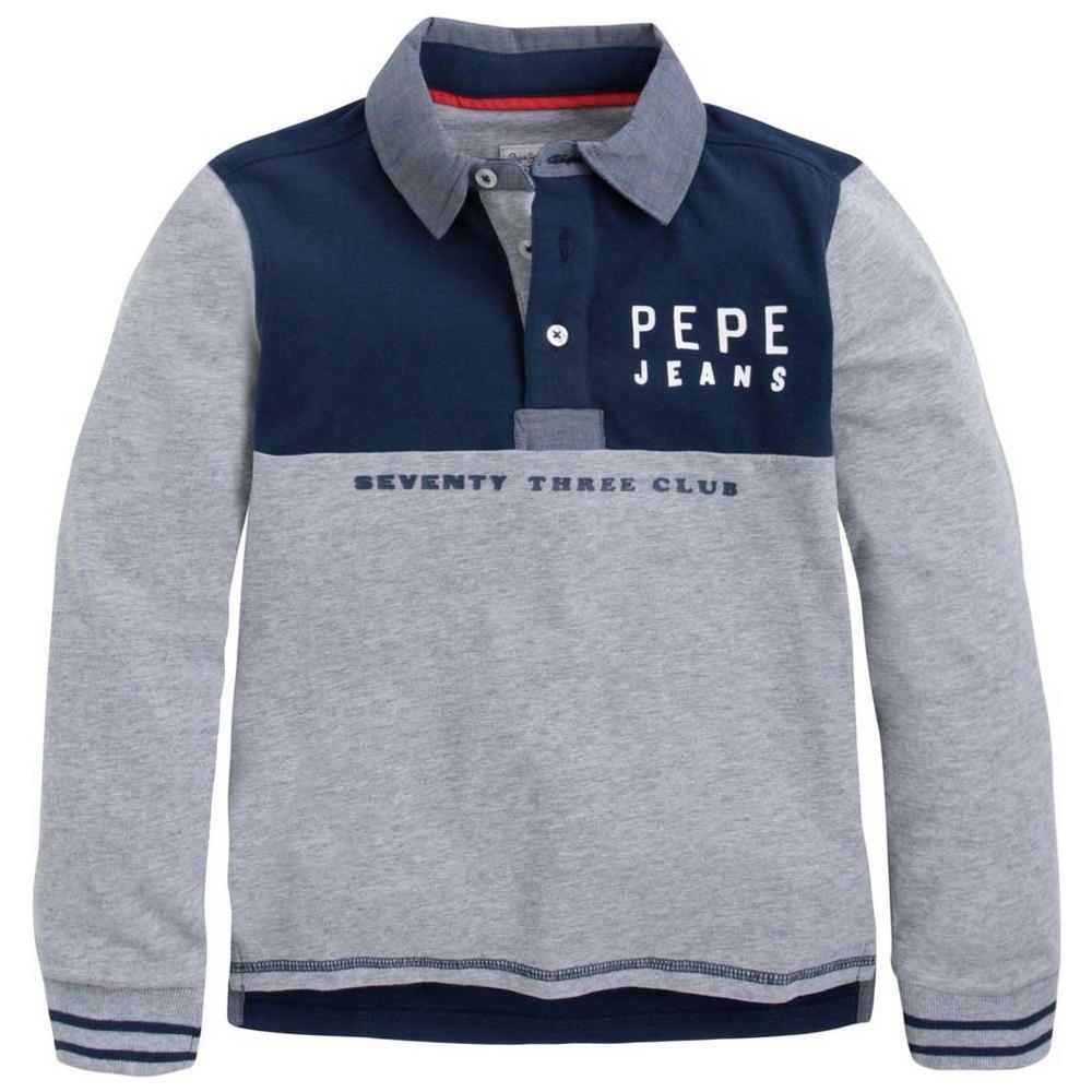 pepe jeans bambino abbigliamento  PEPE JEANS - Polo Pepe Jeans Peter Abbigliamento Bambino 14 Years ...