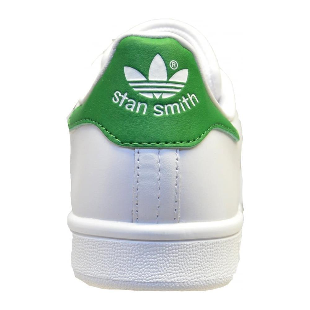 Adidas Stan Smith Scarpe Sportive Bianche Pelle M20324 37