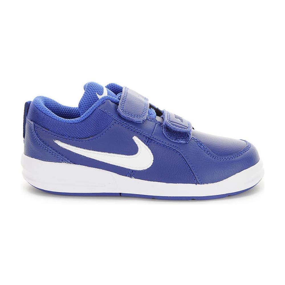 Tutte le immagini. Nike Pico 4 Scarpe Sportive Bambino Strappo Blu 27.5 c30e9acae5b