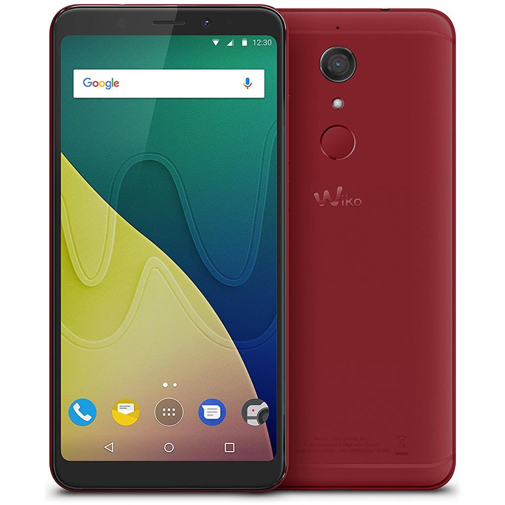 WIKO SMARTPHONE VIEW XL 4G/LTE QUAD CORE 1,4GHZ 5,99