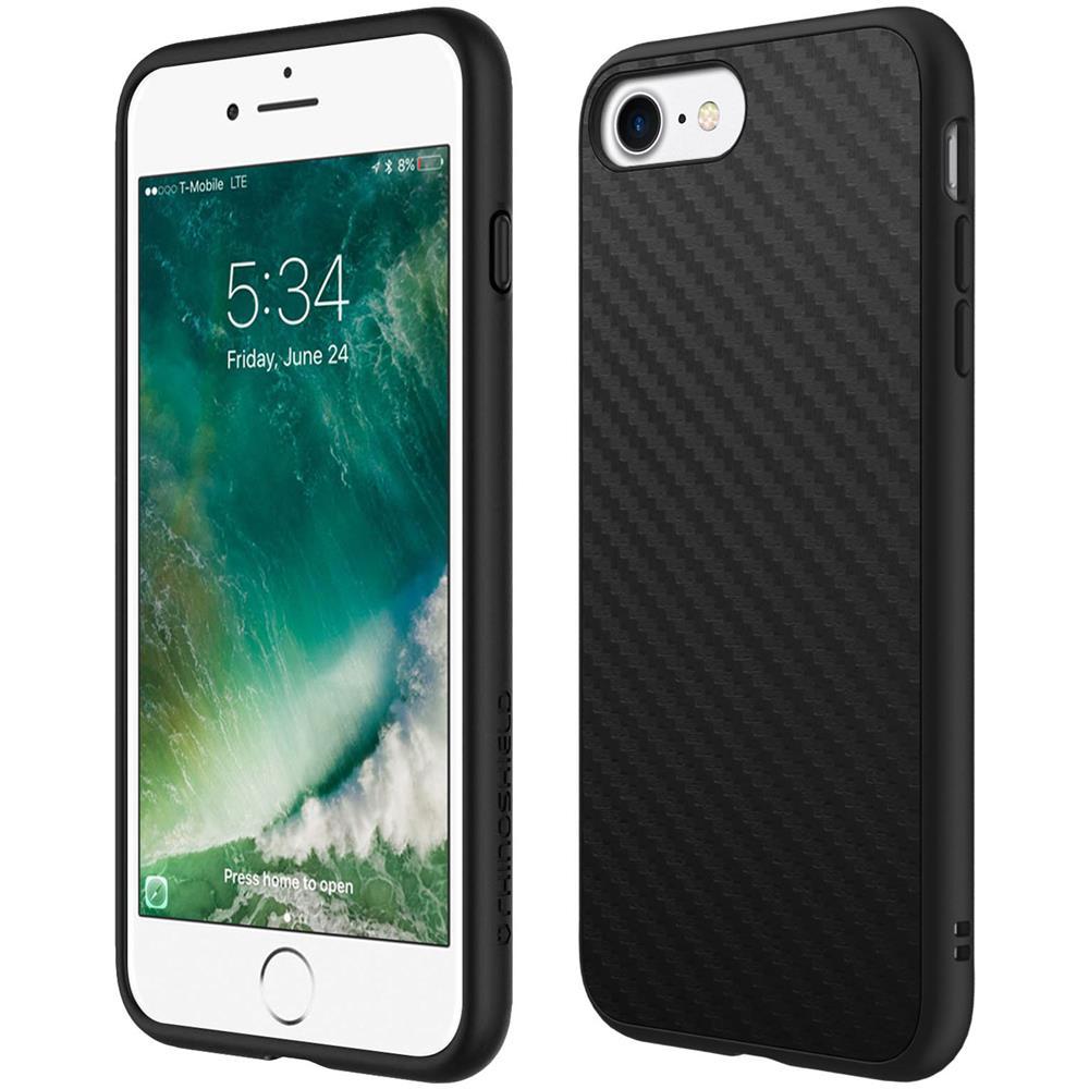 custodia iphone 8 carbonio