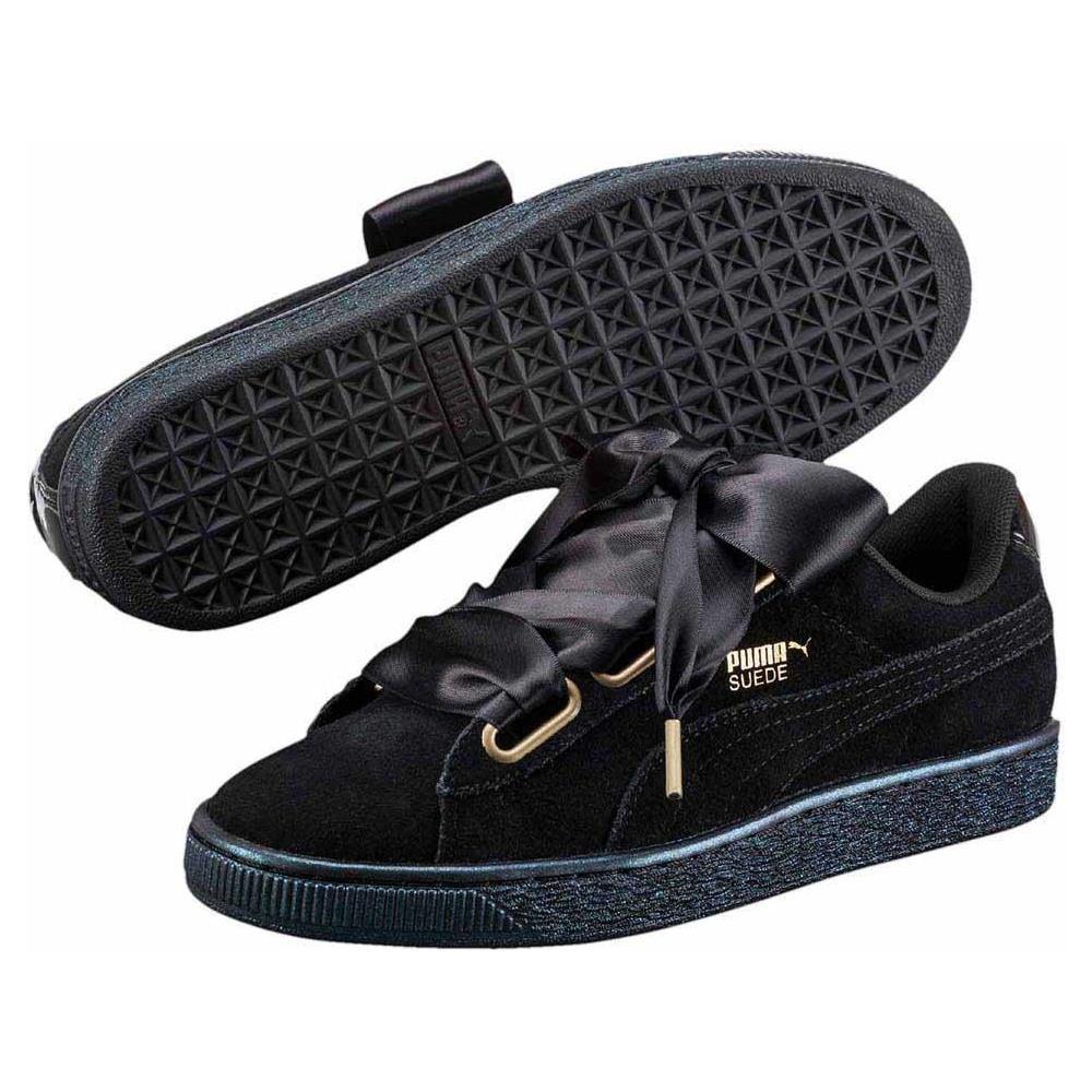 Puma Sneakers Puma Suede Heart Satin Scarpe Donna Eu 38