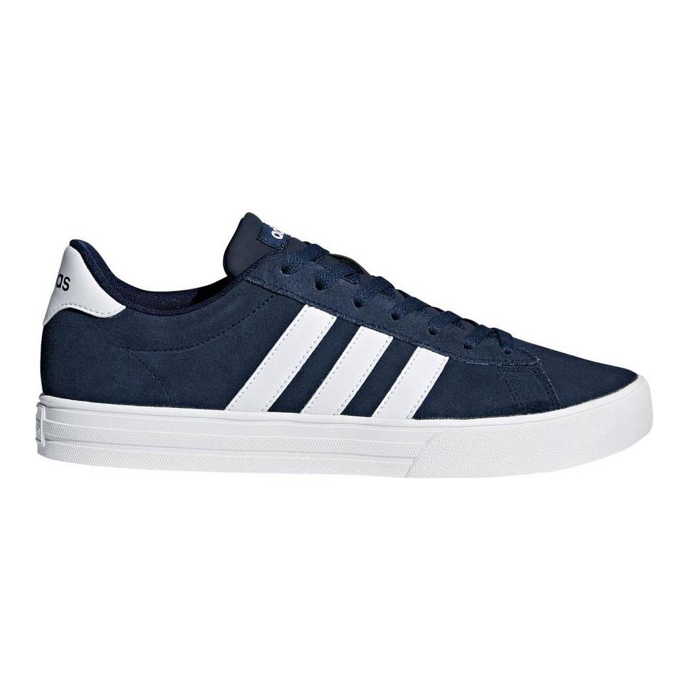adidas daily suede scarpe da ginnastica uomo