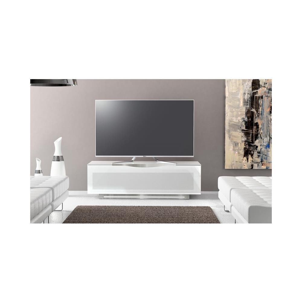 Porta Tv 50 Pollici.Munari Mobile Porta Tv Fino A 50 Pollici Bianco