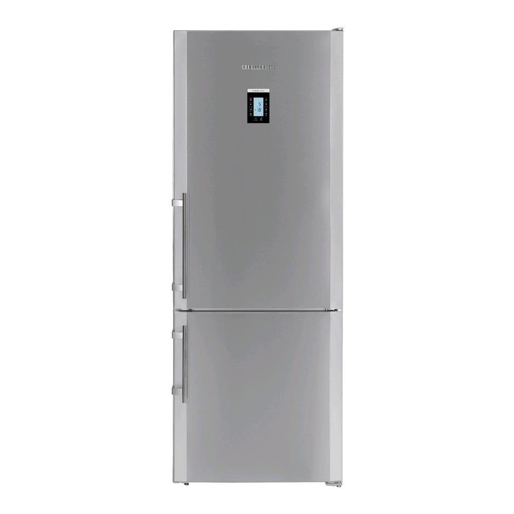 LIEBHERR Frigorifero Combinato CNPesf 5156 No Frost Classe A++ Capacità  Netta 453 Litri Colore Inox