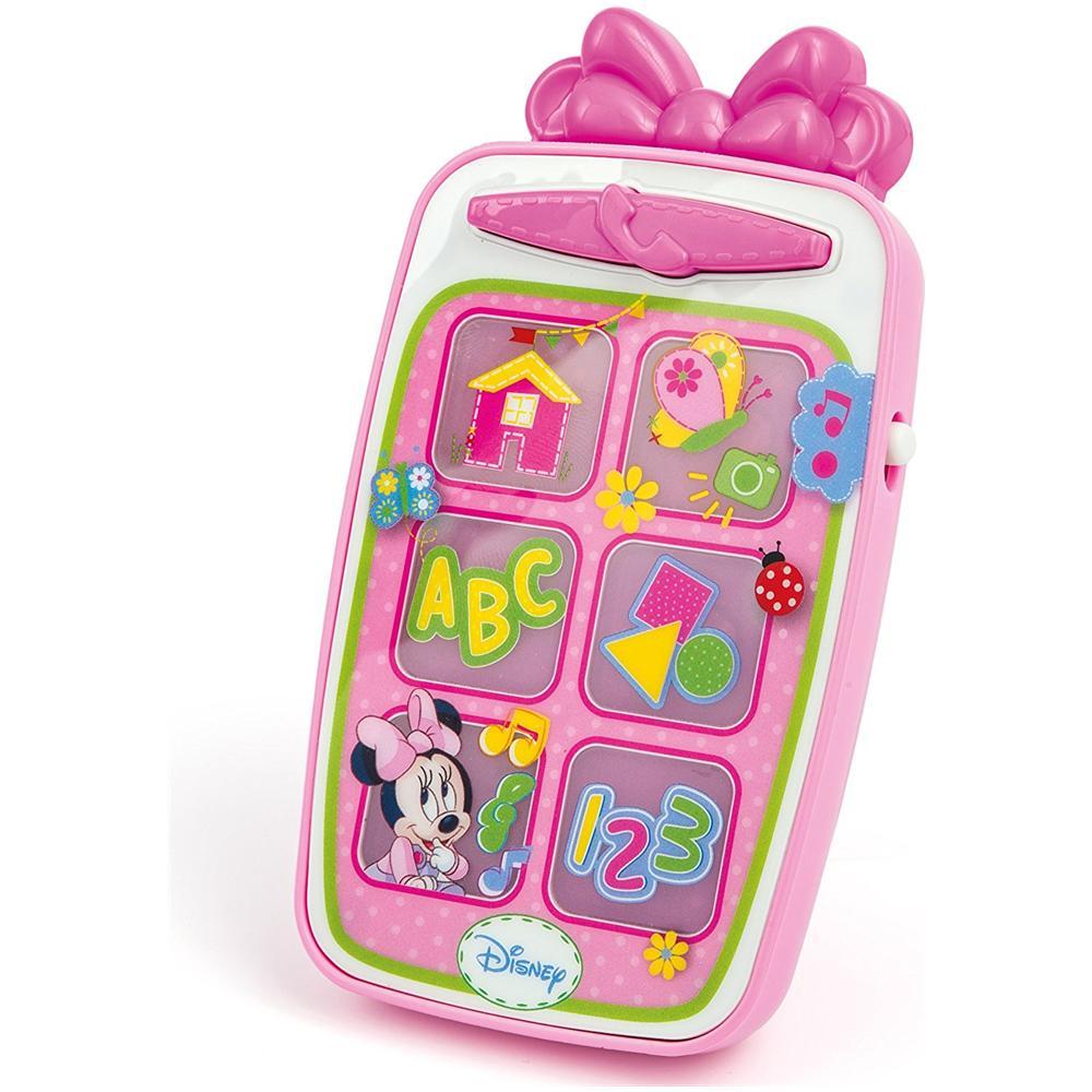 Clementoni Lo Smartphone di Baby Minnie