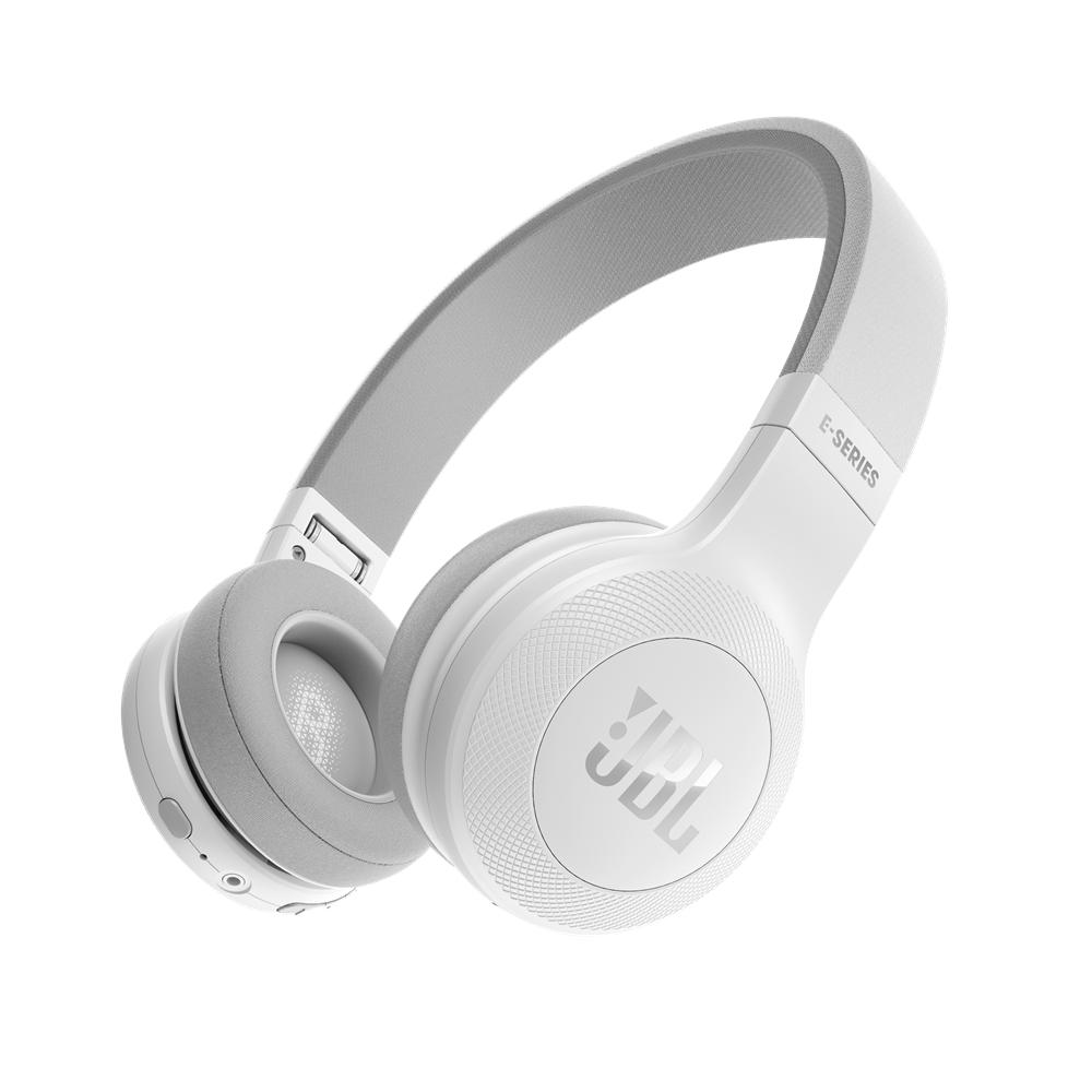 Cuffie On-Ear Wireless E45BT Bluetooth colore Bianco