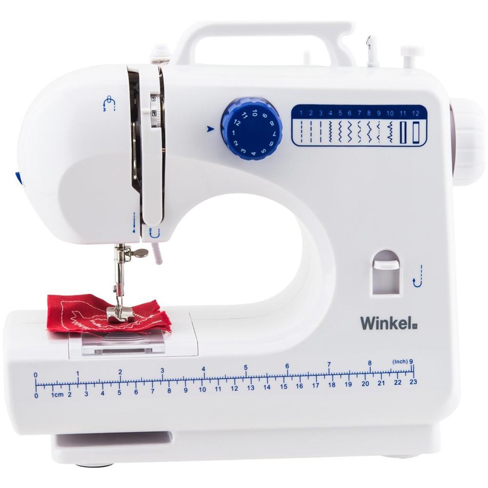 H koenig sw45 macchina da cucire 12 programmi eprice for Macchina da cucire femac