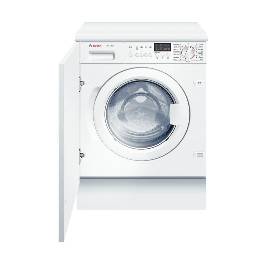 BOSCH Lavatrice WIS28441EU Logixx Da Incasso Classe A+ Capacità 7 Kg  Velocità 1400 Giri