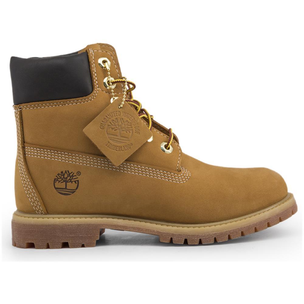 scarpe originali prezzo più economico sito ufficiale TIMBERLAND - Stivaletti Timberland Marrone Af-6in-prem-yellow ...