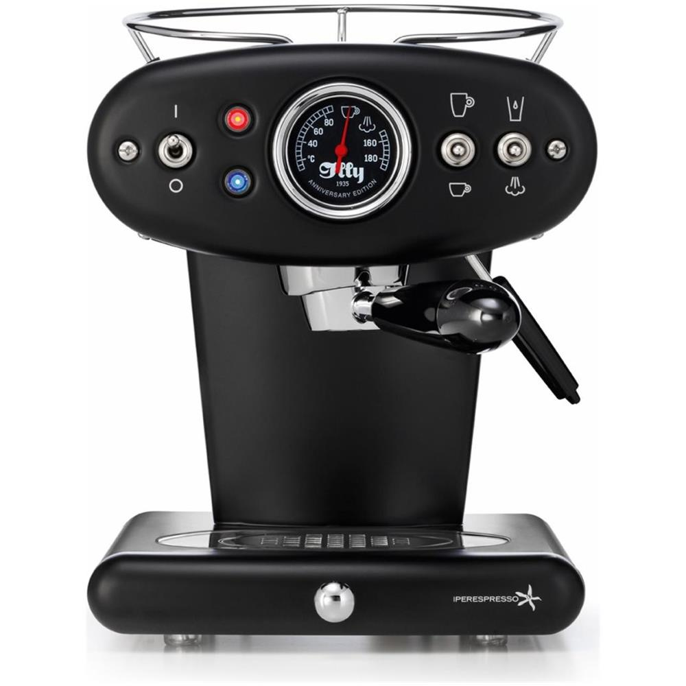 Illy Macchina Caffè Espresso X1 Anniversary - Nero