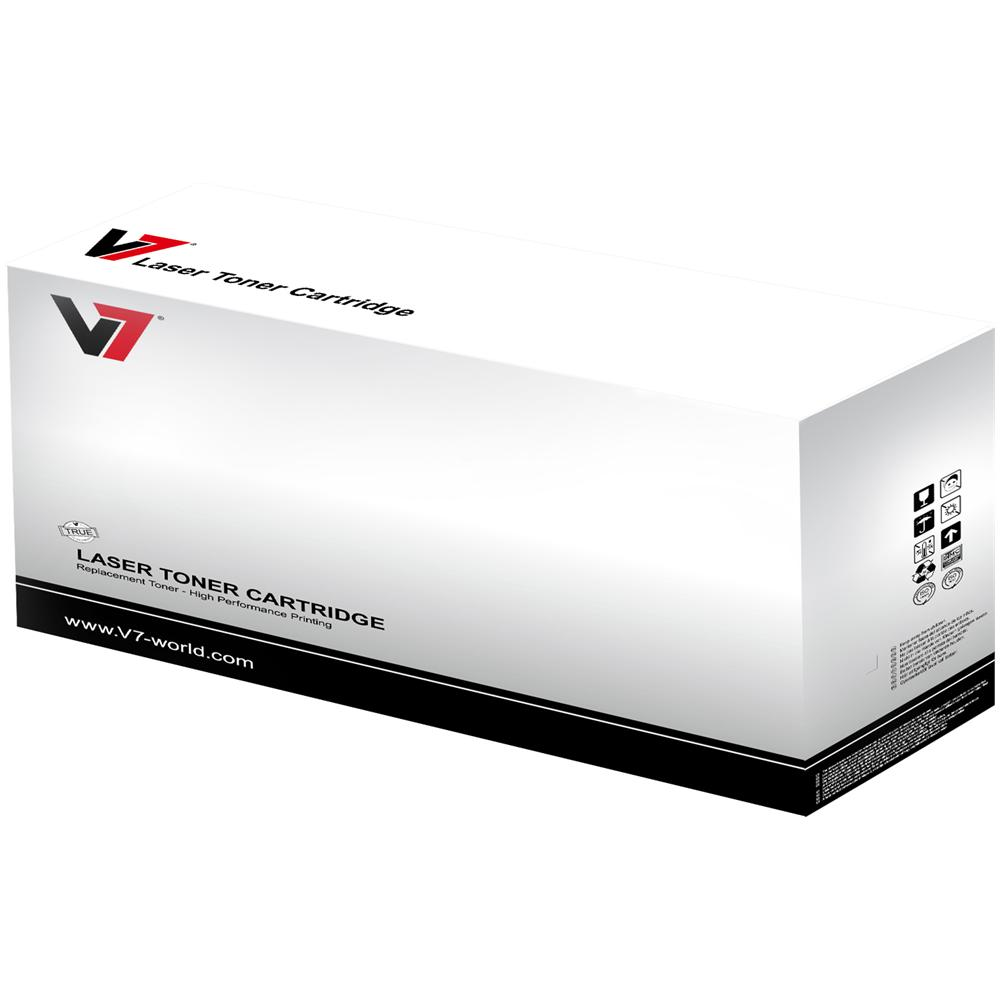 Cartuccia Toner V7 - Replacement for Canon (FX3) - Nero - Laser - 2500 pagina - Retail