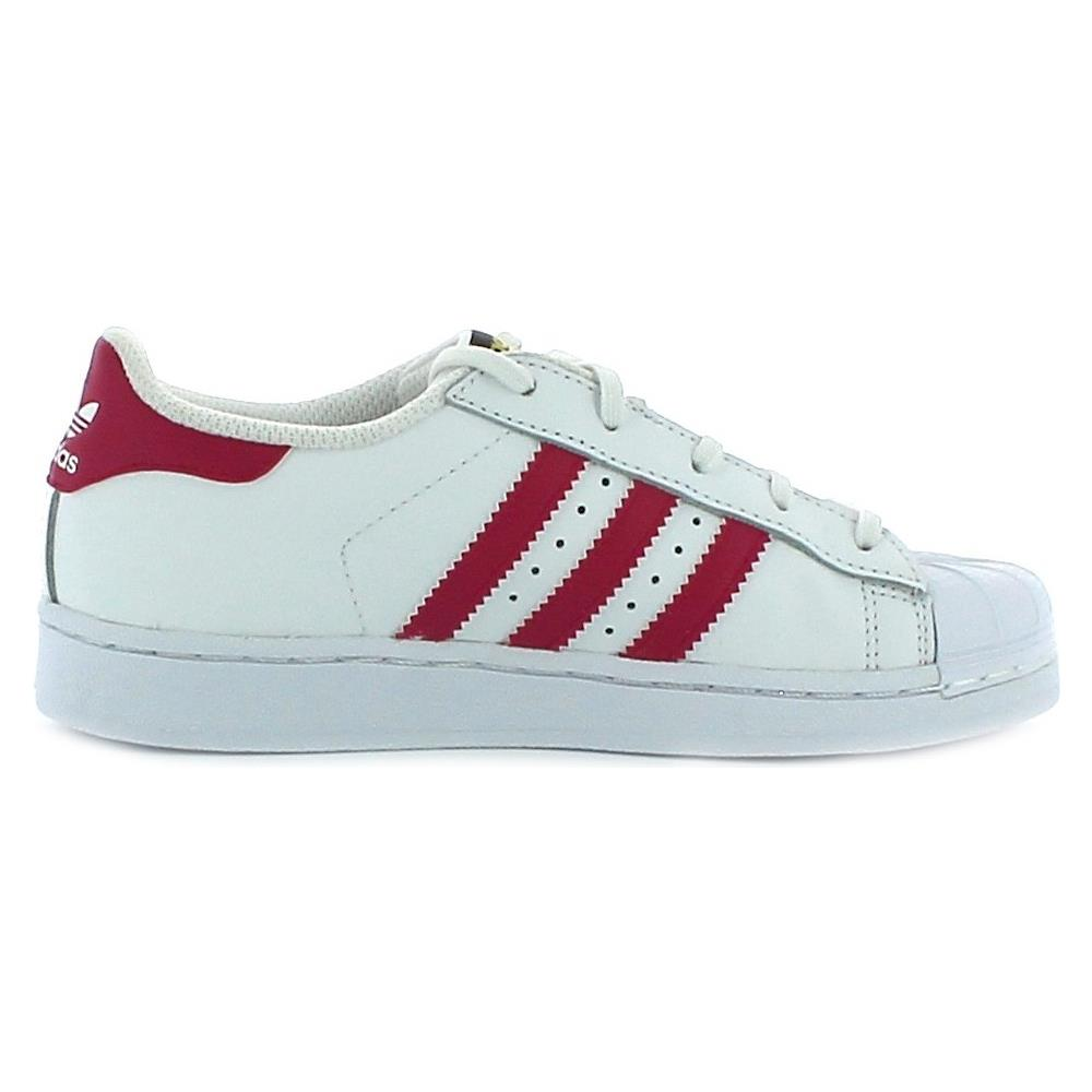 Adidas Scarpe Sportive Bambina Superstar Foundation C 29