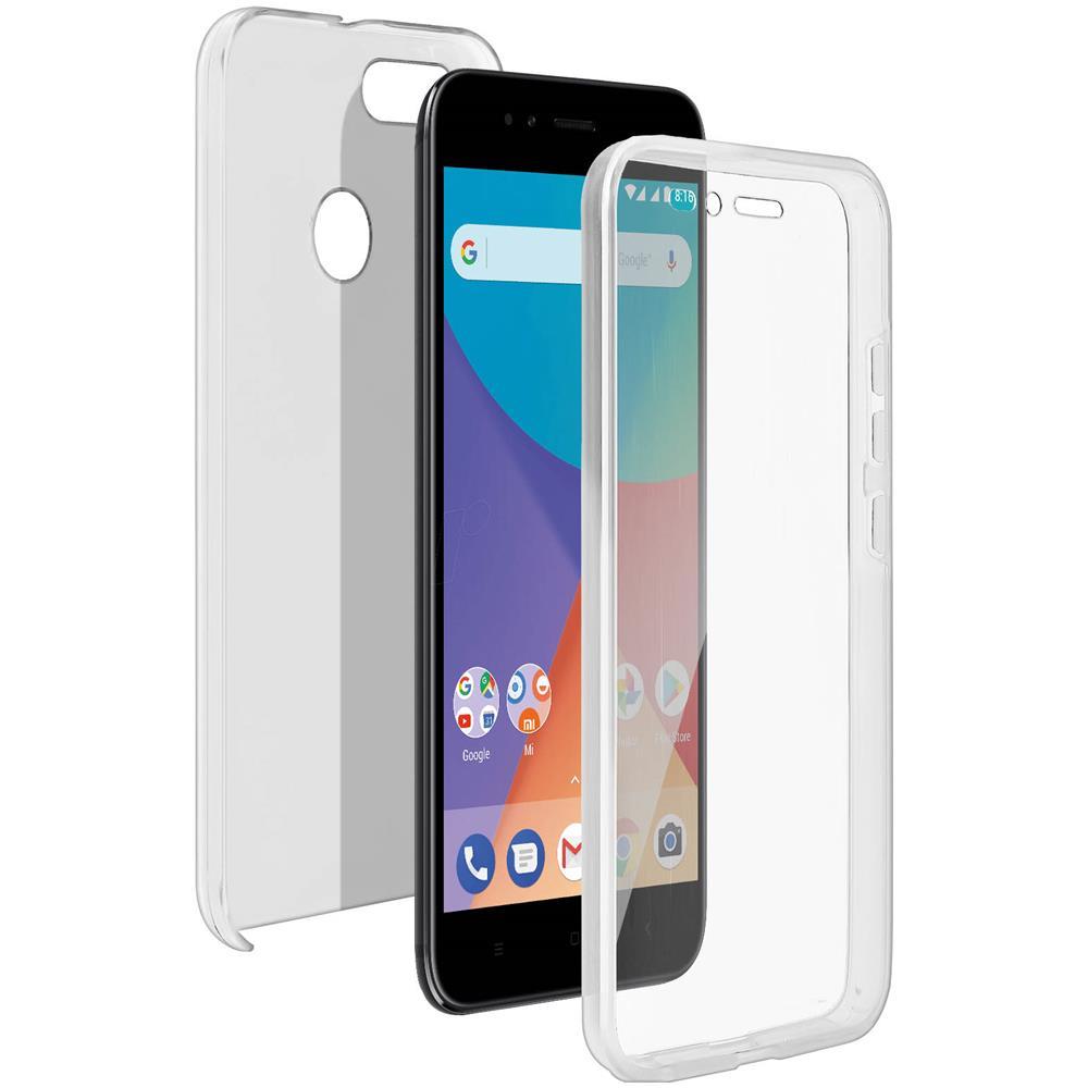 Cover Integrale Fronte Retro Trasparente Xiaomi Redmi 5
