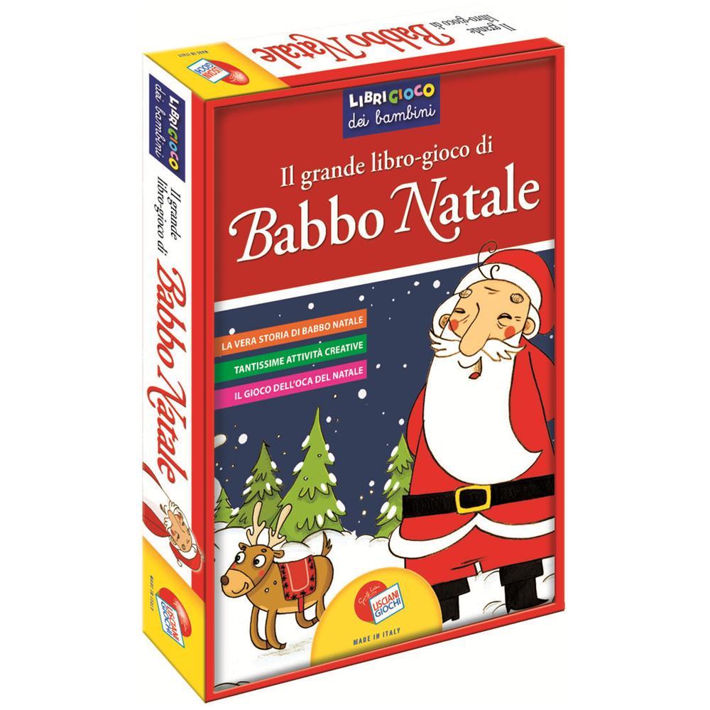 Descrizione Di Babbo Natale Per Bambini.Descrizione Di Babbo Natale Campobassopellicce
