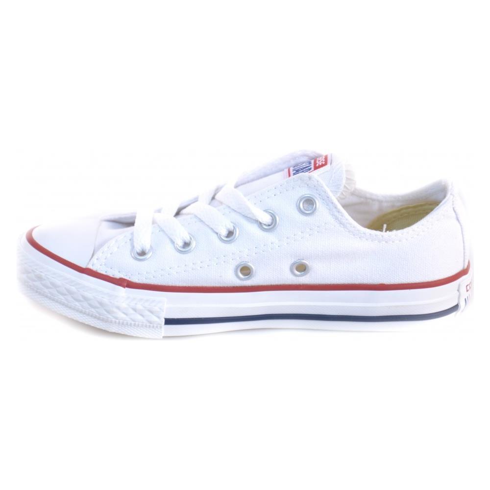 Converse - All Star Ct Scarpe Bambino Bianche 3j256c numero 35 - ePRICE 0830b39403986