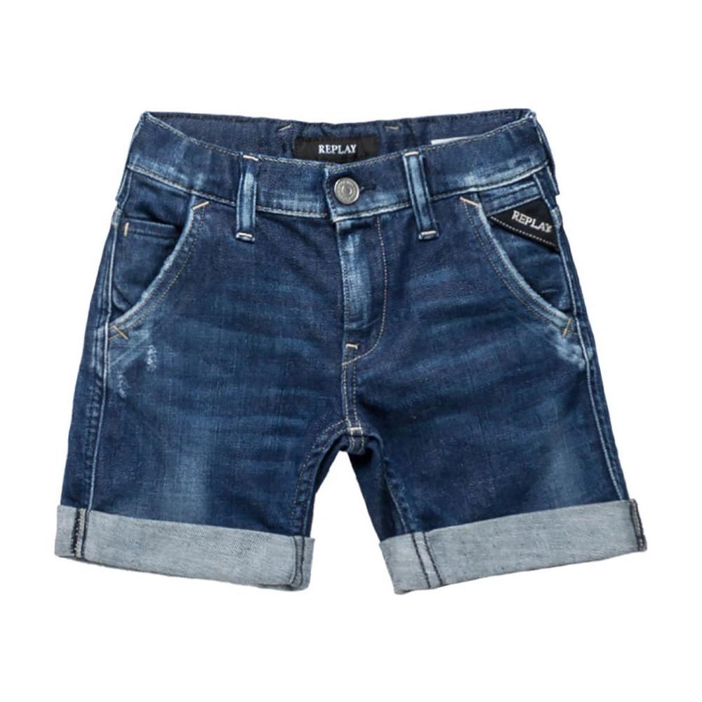super popular 2474a 60c97 REPLAY - Pantaloni Replay 9.5 Oz Deep Indigo Comfort Denim ...