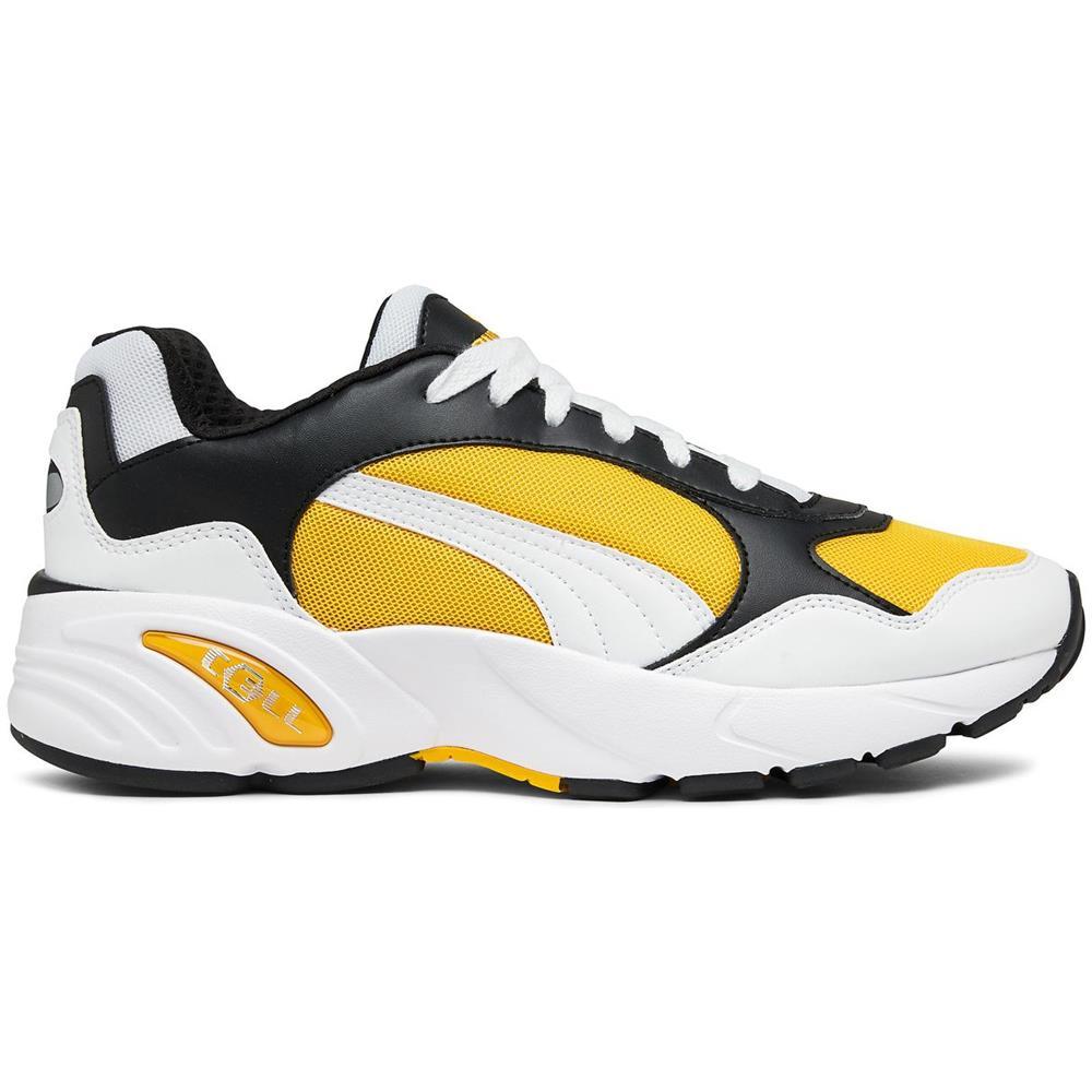 scarpe puma uomo gialle