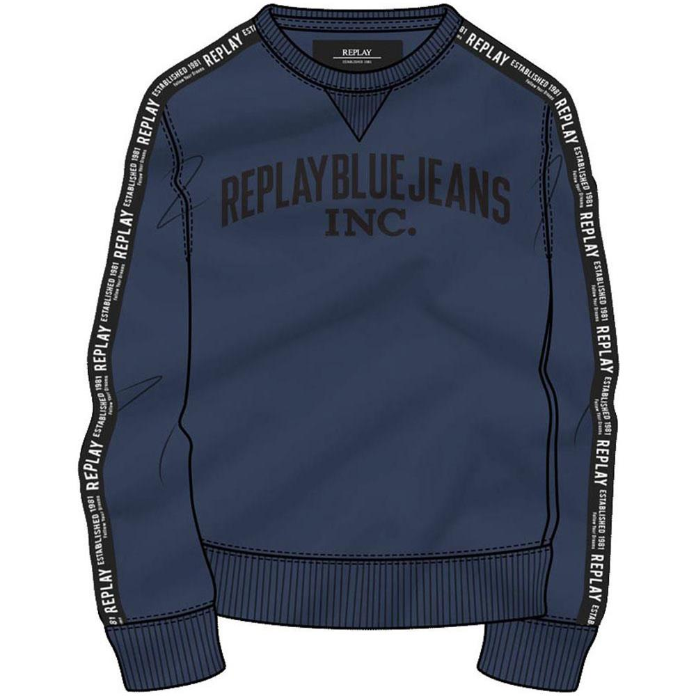 hot sale online 1f498 543be REPLAY - Felpe Replay M3668 Abbigliamento Uomo S - ePRICE